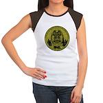 Riverton Police Women's Cap Sleeve T-Shirt