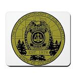 Riverton Police Mousepad