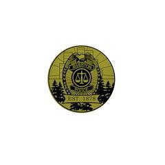 Riverton Police Mini Button (100 pack)