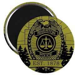 Riverton Police Magnet
