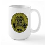 Riverton Police Large Mug