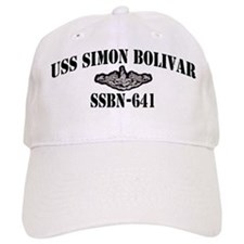 USS SIMON BOLIVAR Baseball Cap
