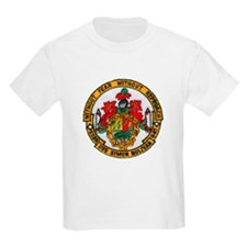 USS SIMON BOLIVAR Kids T-Shirt