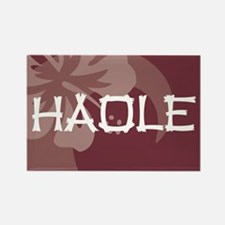 Haole Rectangle Magnet