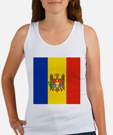 Moldovan Women's Tank Top