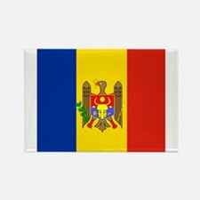 Moldovan Rectangle Magnet