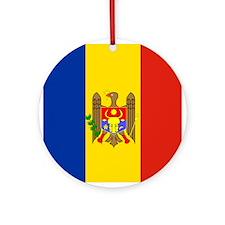 Moldovan Ornament (Round)