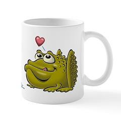 Pretty/Ugly Toad Mug