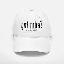 got mba? (i do! class of 2009) Baseball Baseball Cap