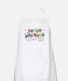 Happy New Year BBQ Apron