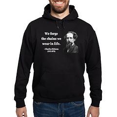Charles Dickens 11 Hoodie