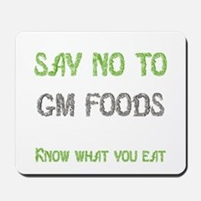 GMO Mousepad