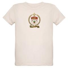 DESRUISSEAUX Family Crest T-Shirt