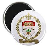 DESRUISSEAUX Family Crest Magnet