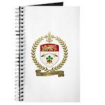 DESRUISSEAUX Family Crest Journal