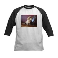 Cream Doxie Tee