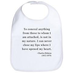 Charles Dickens 12 Bib
