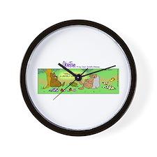 Unique Yogi bear Wall Clock