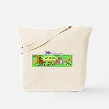 Cute Yogi bear Tote Bag