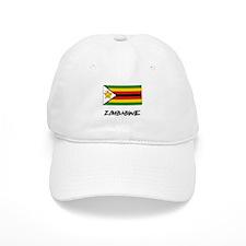 Zimbabwe Flag Baseball Cap