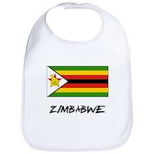 Zimbabwe Flag Bib