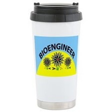 Bioengineer Illusion Travel Coffee Mug