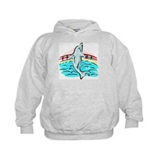 Dolphin Lovers Hoodie