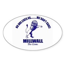 AFC Millwall Oval Decal