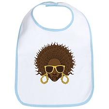 Afro Cool Bib