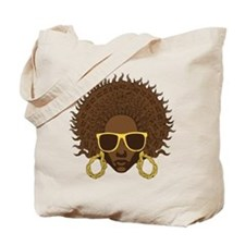 Afro Cool Tote Bag