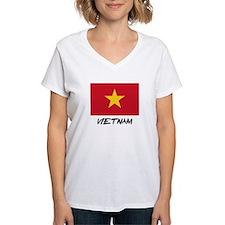 Vietnam Flag Shirt