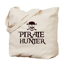 Pirate Hunter Tote Bag