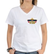 Aviation Cleared To Land Shirt