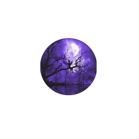 Celestial Night Mini Button