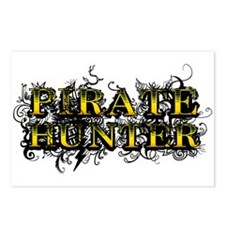 Pirate Hunter Postcards (Package of 8)
