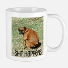 Shit Happens Mugs