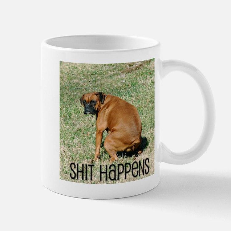 Shit Happens Mugs