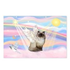 Clouds / Himalayan Cat Postcards (Package of 8)
