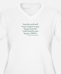 Treat The Earth Well T-Shirt
