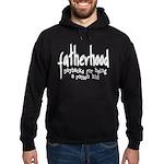 Fatherhood - Paybacks Hoodie (dark)