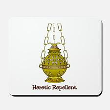 Heretic Repellent Mousepad