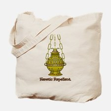 Heretic Repellent Tote Bag