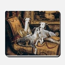 Whippets Mousepads