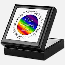 Wouldn't Peace Be Great? Keepsake Box