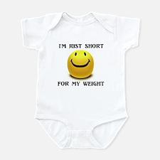 Unique Music short Infant Bodysuit