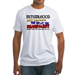 Fatherhood - Equipment Fitted T-Shirt