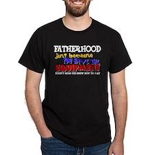 Fatherhood - Equipment T-Shirt