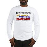 Fatherhood - Equipment Long Sleeve T-Shirt