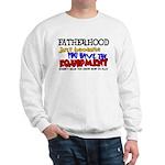 Fatherhood - Equipment Sweatshirt