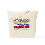 Fatherhood - Equipment Tote Bag